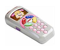 Розвиваюча іграшка Fisher Price Розумний пульт рожевий (рос. мова) DLK75, фото 6
