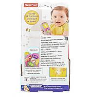 Розвиваюча іграшка Fisher Price Розумний пульт рожевий (рос. мова) DLK75, фото 8