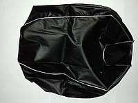 Чехол сиденья DIO AF34/35 черный, серебристый кант 'JOHN DOE'
