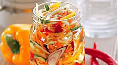 Соленья, маринованные овощи