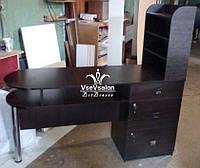 Маникюрный стол с двойной столешницей Модель V257, фото 1