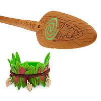 Весло Моаны со световыми и звуковыми эффектами ( Ваяна)  Moana Disney Store