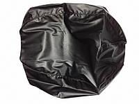 Чехол сиденья DIO AF34/35 черный, черный кант 'JOHN DOE'
