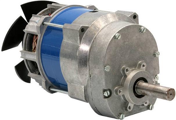 Tрёхфазный асинхронный двигатель с редуктором T46X