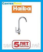 Смеситель для кухни Haiba Zeon 017