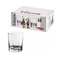 Набор стаканов низких Pasabahce Kosem 285 мл 6шт.