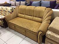 Диван б/у, прямой диван б/у, фото 1