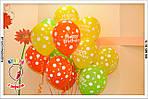 Шары Happy Birthday