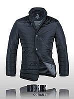 Куртка мужская демисезонная WEILDIED 281 K2 тёмно-синяя, фото 1
