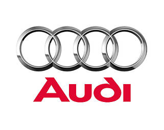 Хромированные накладки Audi