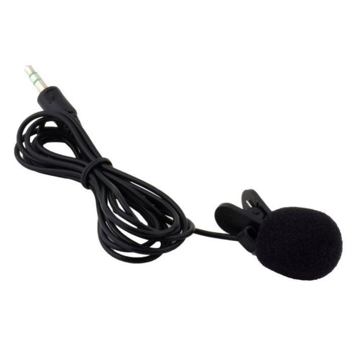 Микрофон Yinwei петличный нагрудный YW-001 1.5м