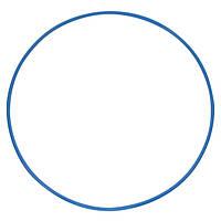 Обруч металлический 860 мм цвет синий