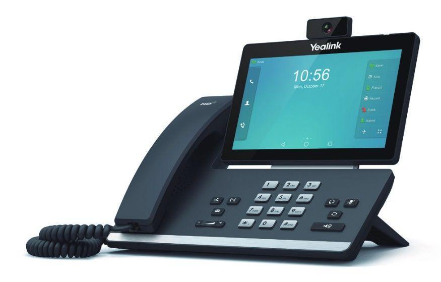 IP видеотелефон Yealink SIP-T58V