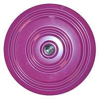 Диск здоров'я метал, 28 див. Фіолетово - рожевий