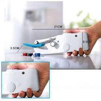Швейная универсальная машинка ручная FHSM MINI SEWING HANDY STITCH 101, фото 1