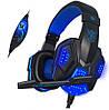 Наушники игровые PLEXTONE PC780 Gaming с микрофоном (синие)