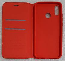 Чехол книжка Southking для Huawei P20 Lite red, фото 2