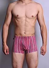 Мужские трусы - боксеры C+3  811 L  розовые