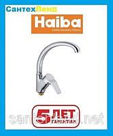 Смеситель для кухни Haiba Zeon 777