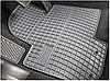 Резиновый коврик с логотипом Audi A3 2012-2017 р серий - Фото