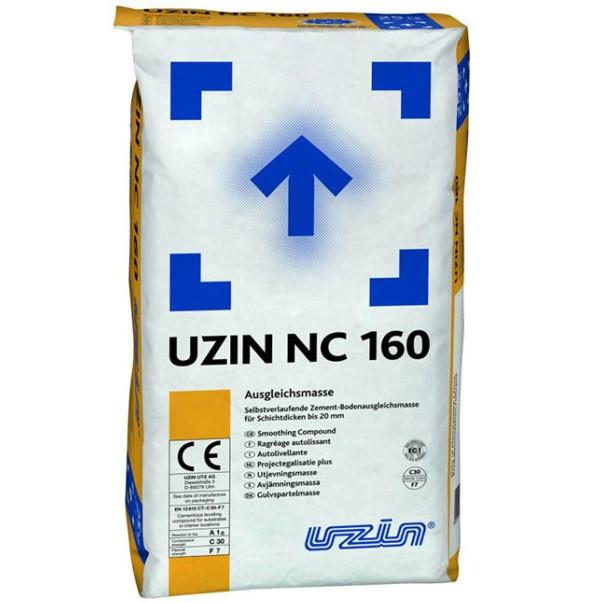 Выравнивающая масса UZIN NC 160