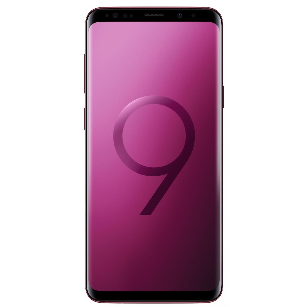 Смартфон Samsung Galaxy S9+ SM-G965 64GB Red