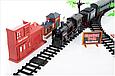 Большая детская железная дорога Rail King KP2421 длина 7 метров!, фото 3