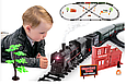 Большая детская железная дорога Rail King KP2421 длина 7 метров!, фото 5