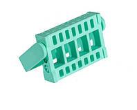 Подставка для боров на прямой нак. и фрез (16 шт),зеленая