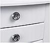 Шкатулка для ювелирных изделий, Комод белый, фото 9