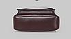 Чоловіча сумка барсетка шкіра Polo Feidika великого розміру Чорний, фото 4