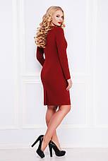 Элегантное женское платье размеры:xl, xxl, xxxl, фото 2