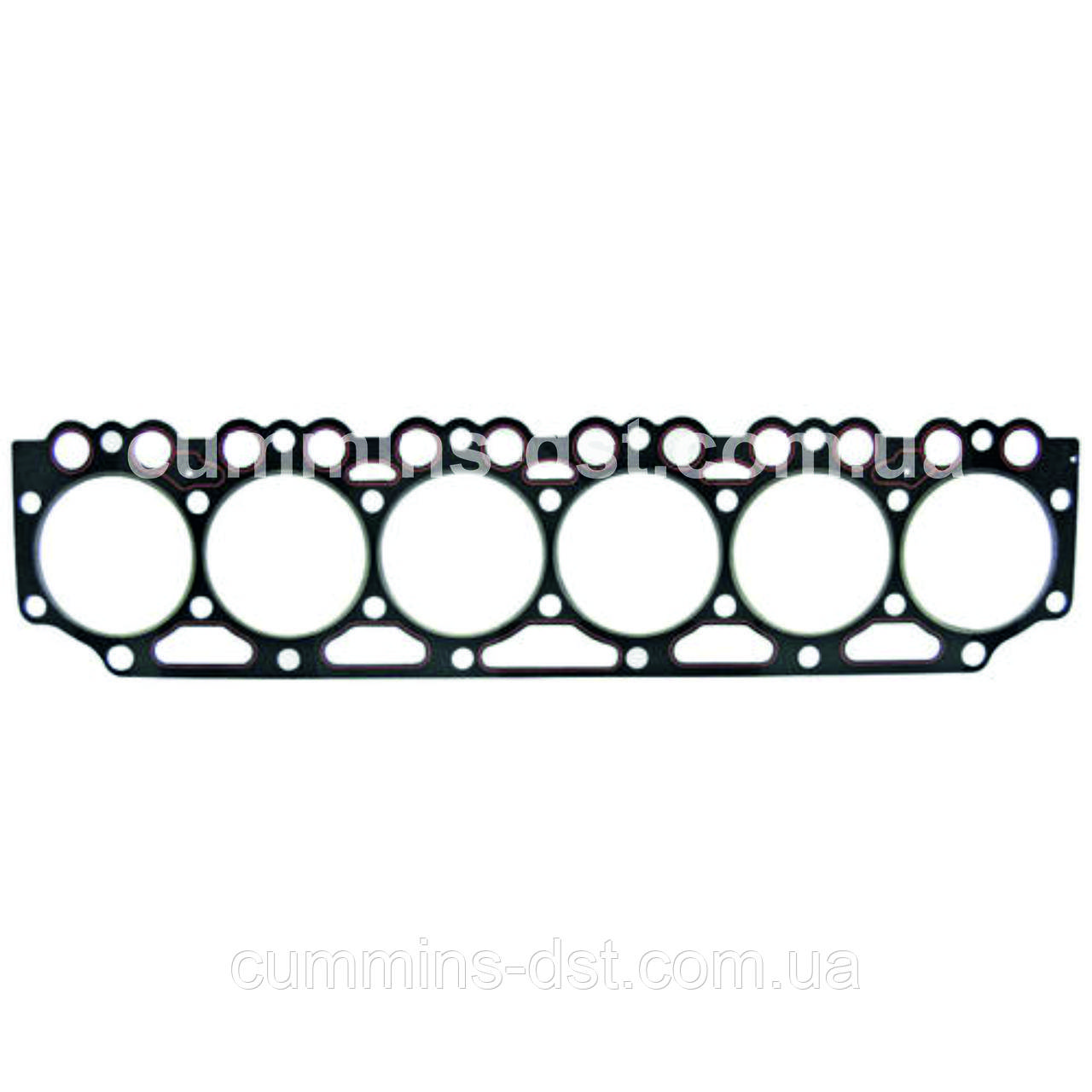 Прокладка головки блока цилиндров (3метки) для DeutzBF6M1012 04197080/ 04209897/ 04283905