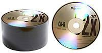 Диски MAXIMUS CD-R 700Mb 52x 50 pcs