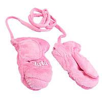 Варежки для девочки TuTu арт 3-003878(2-4), фото 1