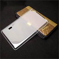 Силиконовый чехол Huawei MediaPad T3 7.0 Wi-Fi (TPU бампер) (Хуавей Медиа Пад Т3 7.0)