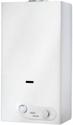 Водонагрівач проточний газовий BERETTA Idrabagno 14, фото 2