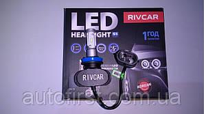 RIVCAR Лампа LED CSP V1 6000K H11