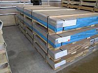 Лист плита алюминиевый дюраль 100 мм Д16АТ (2024 Т351)