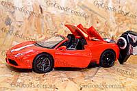 Спорткар на РУ с открывающимися дверьми и крышой Ferrari «XF» 1:12.  34-11G