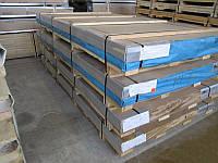 Лист плита алюминиевый дюраль 120 мм Д16АТ (2024 Т351)