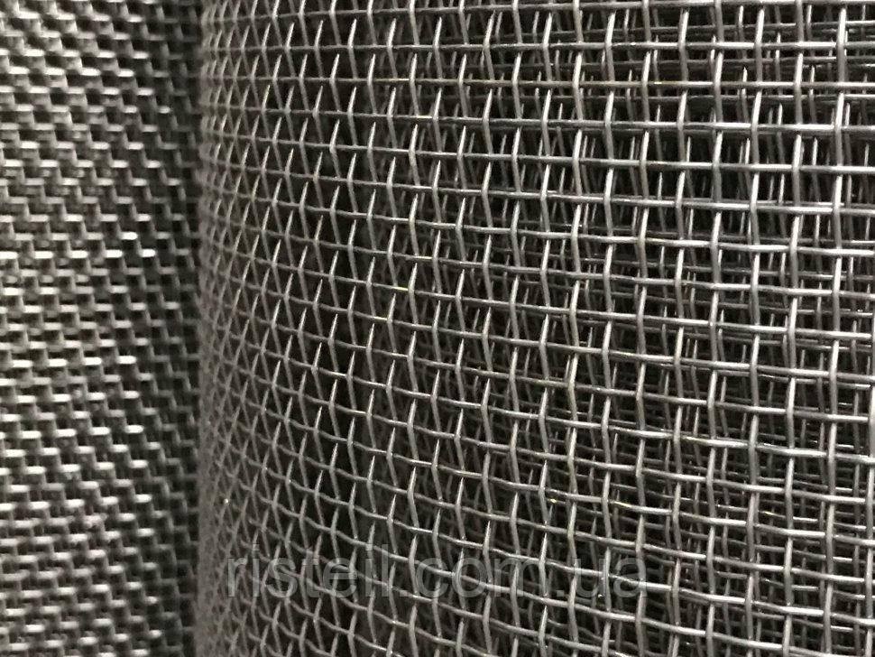 Сварная оцинкованная сетка (горячего оцинкования), 12,5х12,5 мм