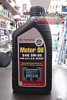 Масло моторное Toyota Motor Oil ✔ API SN ✔ 5W-30 ✔ 1л.