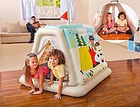 Игровой центр Intex Домик для детей, фото 1