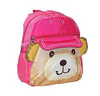 Рюкзачок медвежонок Паддингтон розовый, фото 1