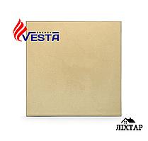 Економний керамічний обігрівач Vesta Energy ECO 400 Вт, Бежевий, без Терморегулятора
