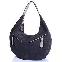 32b8eb66702d Сумка-баул (хобо) Gala Gurianoff Женская дизайнерская замшевая сумка GALA  GURIANOFF (ГАЛА