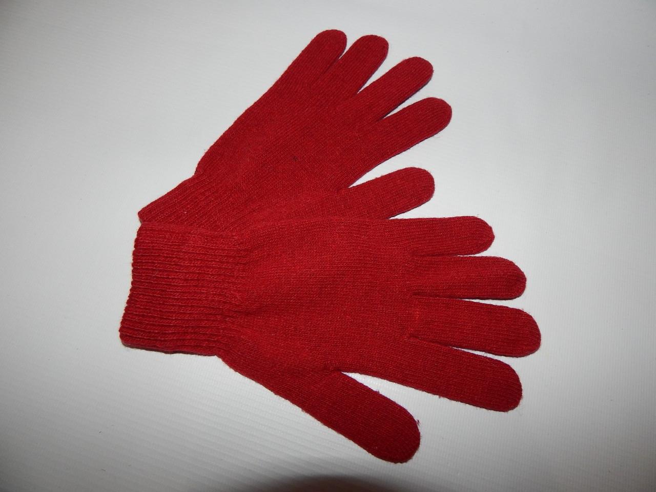 Перчатки женские трикотажные р.S (6) 080PGZ