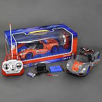 Машина Super racing с аккумулятором 2 цвета