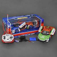 Машина Sport racing на пульте радиоуправления 2 цвета